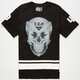 LRG Gradient Skull Mens Tall Tee