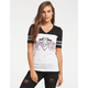 FOX Checkmate Womens Football Tee