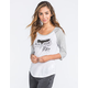 FOX Dart Womens Baseball Tee