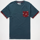 LRG Research Collection Mens Pocket Tee