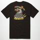RVCA Krak Eagle Mens T-Shirt