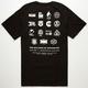 RVCA Balance Sponsor Mens T-Shirt