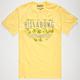 BILLABONG Tropics Mens T-Shirt