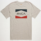 RVCA Nation Mens T-Shirt