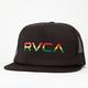RVCA RVCA Rasta Mens Trucker Hat