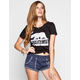 BILLABONG Famous Bear Womens Tee