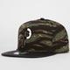PREMIER FITS Tiger Camo Mens Snapback Hat