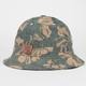 PREMIER FITS Hibiscus Hemp Mens Bucket Hat