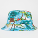 PREMIER FITS Tropical Palm Mens Bucket Hat