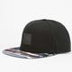 LRG Multi Stripe Mens Strapback Hat