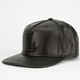 LRG Buttery Leather Snapback Hat