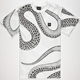 40OZ NYC Snake Mens T-Shirt