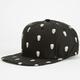NEFF More Skulls Mens Snapback Hat