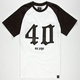 40OZ NYC 40 Mens T-Shirt
