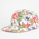 NEFF Monstah Mashem Mens Snapback Hat