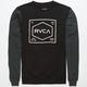 RVCA Plate Mens Sweatshirt