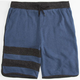 HURLEY Active Block Party Retreat Mens Sweat Shorts