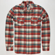 RIP CURL Miklo Mens Flannel Shirt