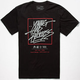 YOUNG & RECKLESS Don't Box Me Out Mens T-Shirt