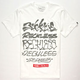 YOUNG & RECKLESS Reckless Roll Call Mens T-Shirt