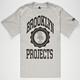 BROOKLYN PROJECTS Logo Mens T-Shirt