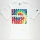 BROOKLYN PROJECTS Tie Dye Mens T-Shirt