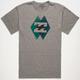BILLABONG Overlap Mens T-Shirt