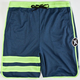 HURLEY Dri-Fit Block Party Mens Shorts