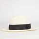 Straw Womens Panama Hat