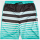 HURLEY Warp 4 Mesh Mens Dri-Fit Shorts
