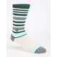 STANCE Klondike Mens Athletic Lite Crew Socks