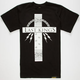 LAST KINGS Cross Bolt Mens T-Shirt