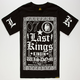 LAST KINGS Melrose King Mens T-Shirt