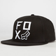 FOX Shock Womens Snapback Hat