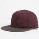 KR3W Crossed Mens Snapback Hat