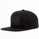 CIVIL Flag Patch Mens Snapback Hat