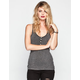FULL TILT Womens Thermal Tank