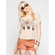FULL TILT Ethnic Bull Womens Dolman Hachi Knit Top