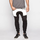 UNCLE RALPH Reflective Waist Mens Mesh Jogger Pants