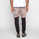 UNCLE RALPH Aztec Print Waist Mens Jogger Pants