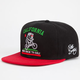 RIOT SOCIETY Cali Knows Mens Snapback Hat