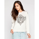 WORKSHOP Mythical Owl Womens Sweatshirt