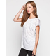 SOCIALITE Slub Knit Womens Tunic