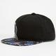 NEFF Kenny Dark Void Boys Snapback Hat