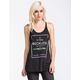 YOUNG & RECKLESS Honorable Discharge Womens Tank