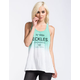 YOUNG & RECKLESS Untouched Womens Tank