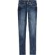KARMA BLUE Womens Skinny Jeans