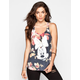 NEFF Disney Collection Minnie Face Womens Tank