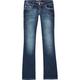 AMETHYST JEANS Flap Back Womens Jeans