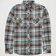 MICROS Dreamer Mens Flannel Shirt